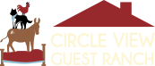 circle view guest ranch logo